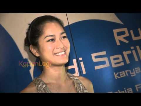 Saat Syuting, Prisia Nasution Jatuh Dari Ketinggian 3 Meter