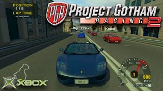 Project Gotham Racing 2: Multiplayer Street Race | Original Xbox Game Night