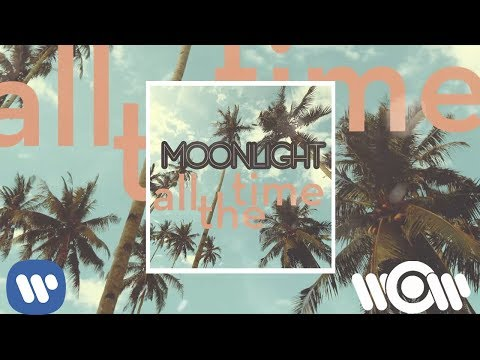 Moonlight - All the Time   Official Audio thumbnail
