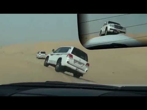2012 Jeep Safari Abu Dhabi Emirates Sand Dunes-Tourism, Fun 4*4 Drive Toyota Diesel,leather Seats
