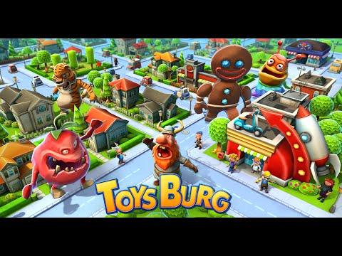 Toysburg Trailer