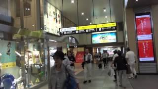 ミュゼ天王寺ミオ店 JR天王寺駅からのアクセス
