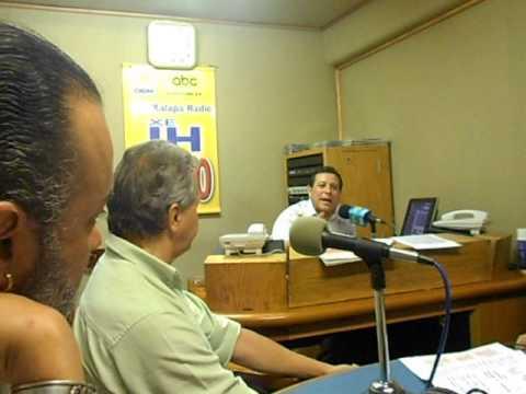 SEGUNDA PARTE ENTREVISTA EN RADIO VERACRUZ . GRUPO PILATL AC