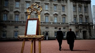 Royal Baby Easel Tradition Is More Important Than You Think