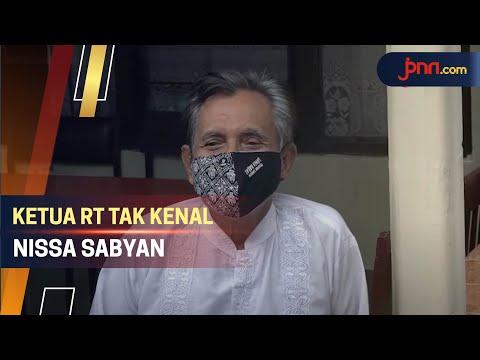 Ditanya Kondisi Ayah Nissa Sabyan, Ketua RT Bilang Gini