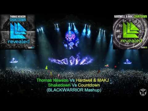 thomas-newson-vs-hardwell-&-makj---shakedown-vs-countdown-(blackwarrior-mashup)
