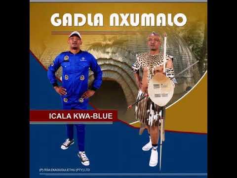 Gadla Nxumalo New Album Icala Kwa_blue