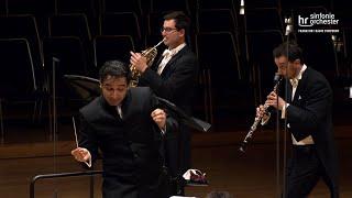 Mozart: Sinfonia concertante Es-Dur KV 297b ∙ hr-Sinfonieorchester ∙ Andrés Orozco-Estrada