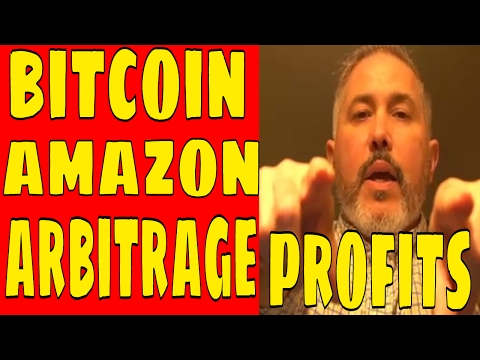 How To Profit From Bitcoin Arbitrage Using Amazon