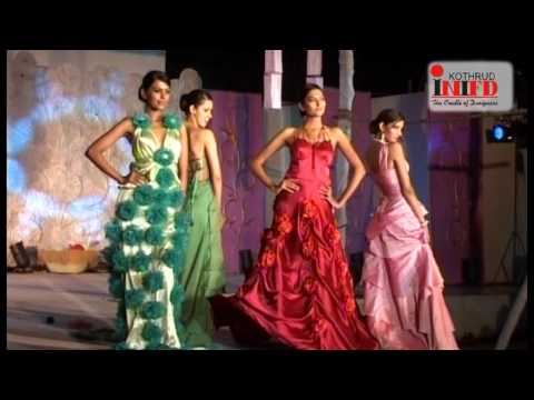 Inifd Pune Kothrud - Fashion Show 2009