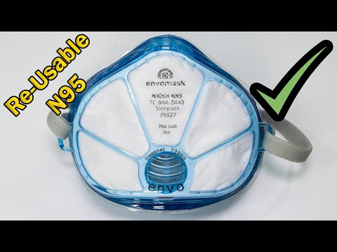 Envo Mask 3 Month Follow Up | Reusable N95 Mask