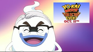 YO-KAI WATCH: THE MOVIE EVENT trailer 1