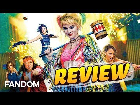 Birds of Prey   Review!