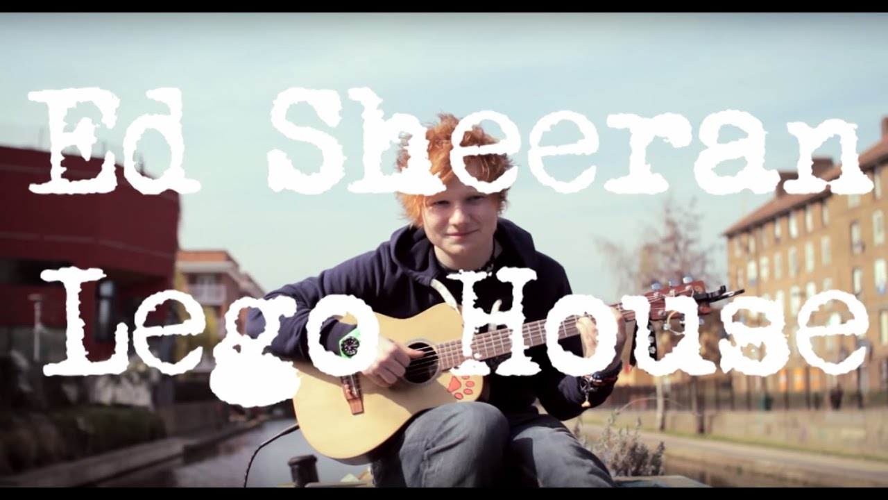 Superb Ed Sheeran   Lego House (Acoustic Boat Sessions)   YouTube