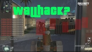 """JACKFU USE WALLHACK? 27-4"" Call of Duty Black Ops 2 (PC Gameplay, Deutsch/German)"