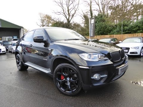 2008 BMW X6 Xdrive 35d for Sale at George Kingsley Vehicle Sales, Colchester, Essex. 01206 728888