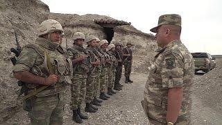 Нагорный Карабах: молодых вдохновляют солдаты