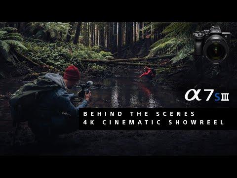 BTS // Alpha 7S III // Cinematic Show Reel in 4K shot by Benn TK - Behind The Scenes