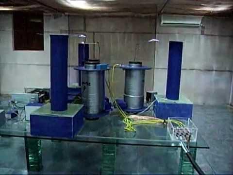 Установка Капанадзе 100 кВт