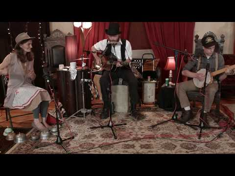 Echo Sessions 31 - Asheville Busking Legends - Fly By Night Rounders - Whole Set