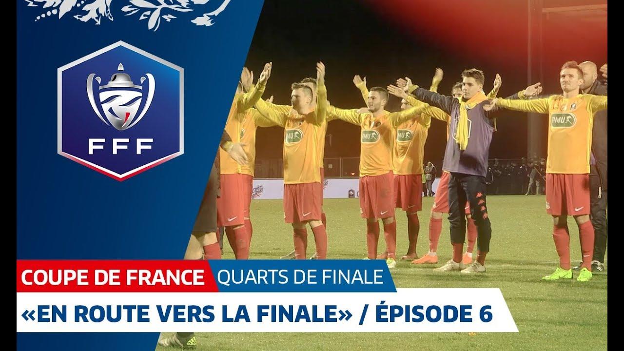 Coupe de france quarts de finale en route vers la - Quarts de finale coupe de france ...