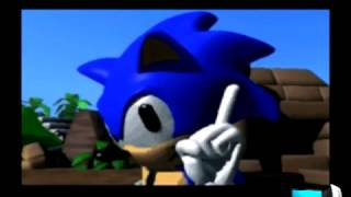 Ending - Sonic 3D (Mega Drive vs Sega Saturn vs PC)