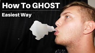 How To GHOST (EASIEST WAY) 💨