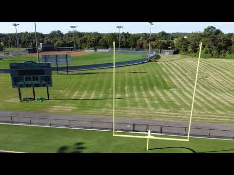 Drone Video No. 1 South County High School 10/3/2020