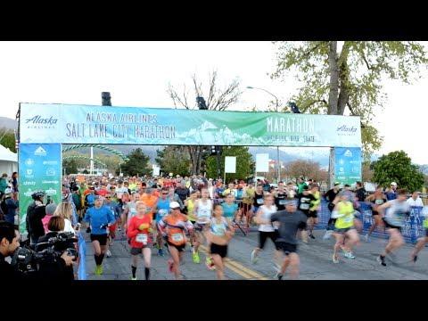 2017 Salt Lake City Marathon | A Runsly Film