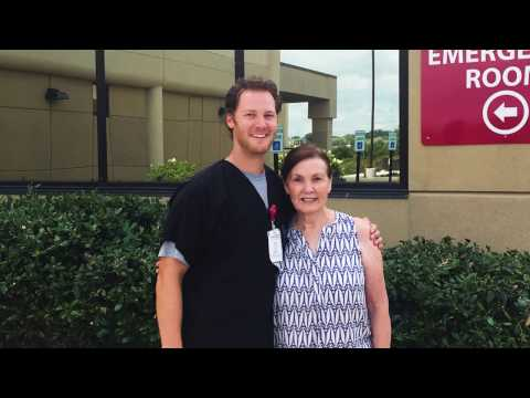 Recognizing Stroke Symptoms Saved Her Life