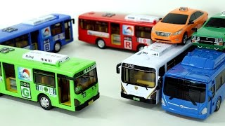 Public Bus Carbot Combination Transfomation Robot Car Toys 대중교통 시내버스 경찰버스 헬로카봇 로드세이버 대중교통 자동차 장난감