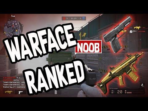 Warface Gameplay- tipico ranked por la mañana (español) thumbnail