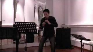 Jun Zubillaga-Pow performs Schumann