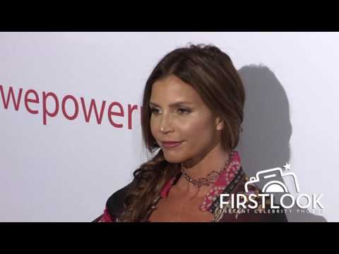 Charisma Carpenter at The Power Up, We Are The Future Gala 2016 thumbnail