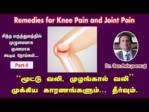 'மூட்டு வலி, முழங்கால் வலி' முக்கிய காரணங்களும்... தீர்வும் | Knee Pain, Joint Pain Remedy