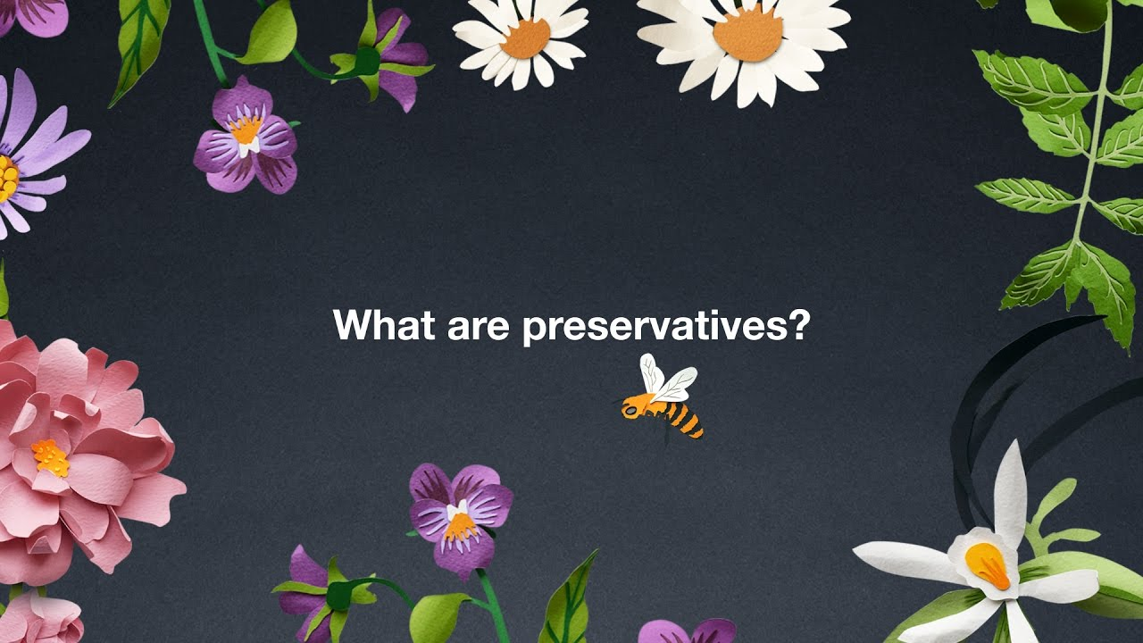 What are preservatives?