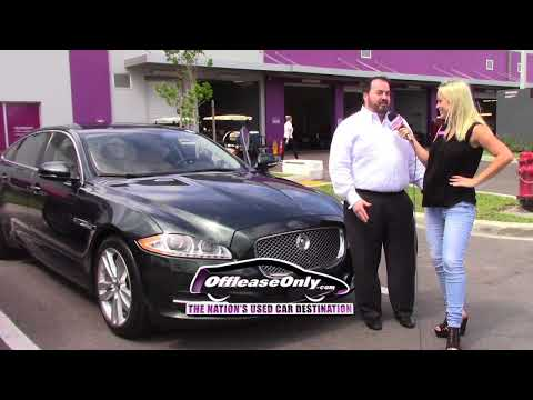 Off Lease Only Reviews - Used Jaguar - West Palm Beach, Florida