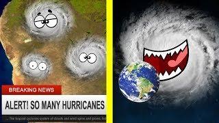Эволюция ТОРНАДО МОНСТРА! - Hurricane.io