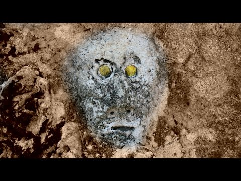 Grey Alien Carving found at Coral Castle! Did Edward Leedskalnin contact extraterrestrials?