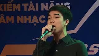Tìm Kiếm Tài Năng Âm Nhạc - KÉM DUYÊN + ( rap) ĐÃ BAO LÂU RỒI [ Live ]