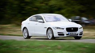 Jaguar XE 2015 video review | TELEGRAPH CARS