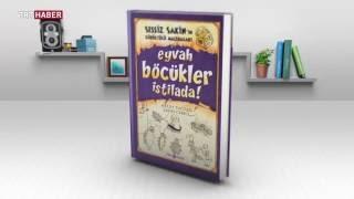 Sessiz Sakin, TRT Kitap Haber'de...