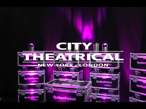 Demo: City Theatrical QolorPoint