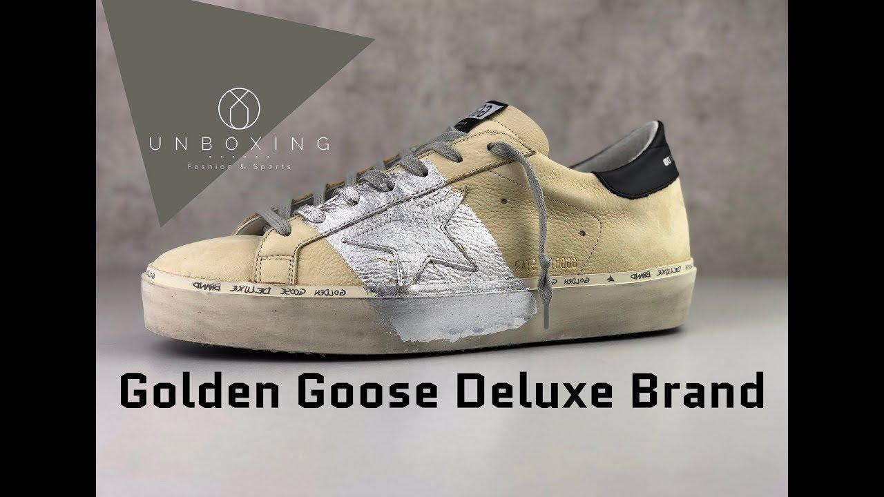 GOLDEN GOOSE Deluxe Brand Hi Star