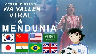 MENDUNIA...!!! LAGU MERAIH BINTANG VIA VALLEN OFFICIAL THEME SONG ASIAN GAMES 2018 PIKU TV