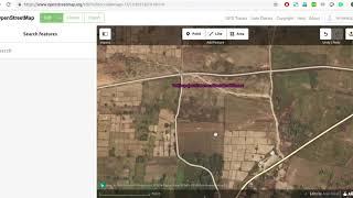 #ruralroads mapping 24 9 19 Pombhurna, Maharashtra Openstreetmap