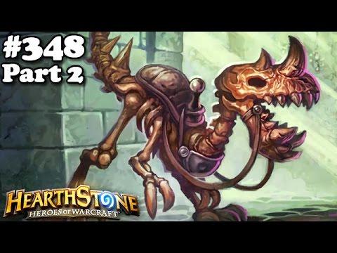 Hearthstone Deck Tempo Raptor Rogue LOE (Ladino Tempo com Raptor) Parte 2 Ranked #348 - 동영상