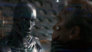 T-800 (Pops) vs T-3000 | Terminator Genisys