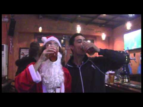 Santa in China
