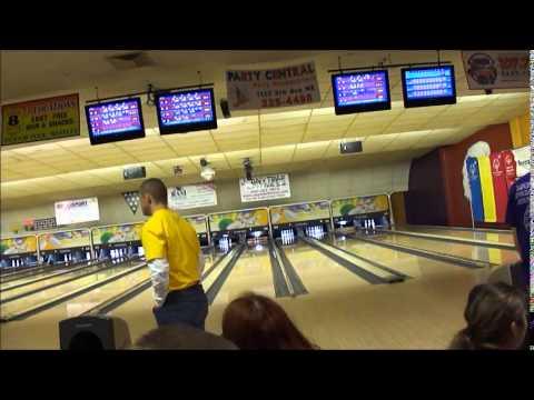 Special Olympics Mayhem Team's Bowling